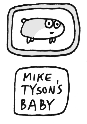 Mike Tyson's Baby